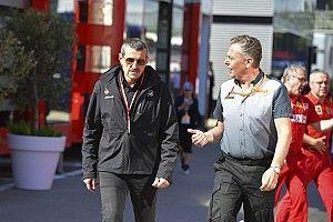 В Pirelli ответили на упреки со стороны Haas недоумением