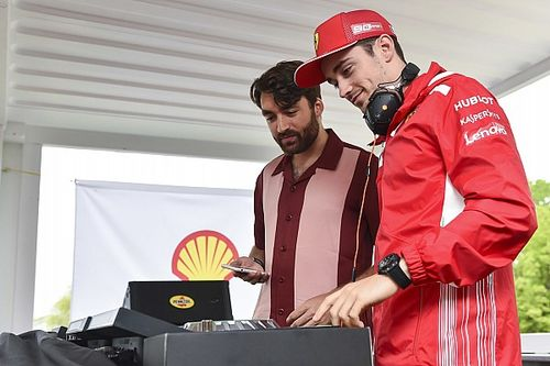 Promoted: Charles Leclerc opens Shell House Canada