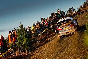 Paragwaj chce do WRC