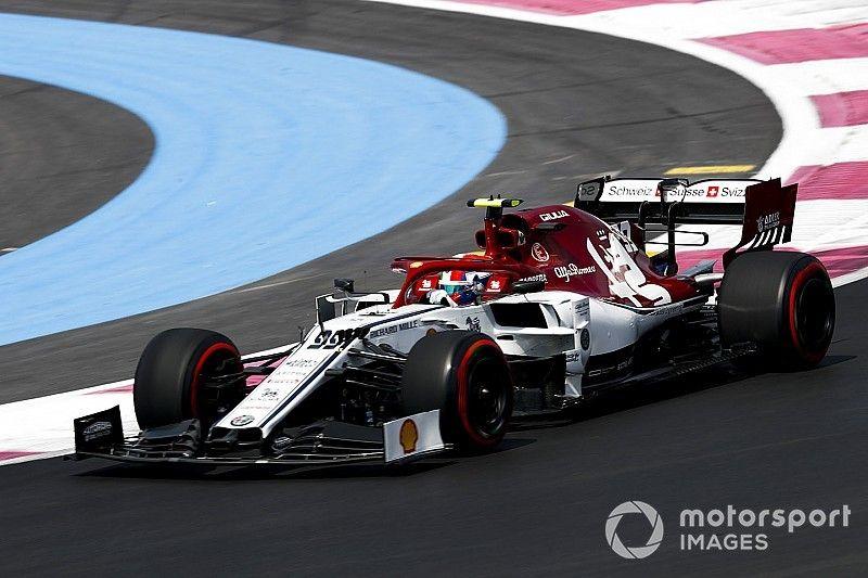 "Alfa Romeo plans ""big update"" for Silverstone"