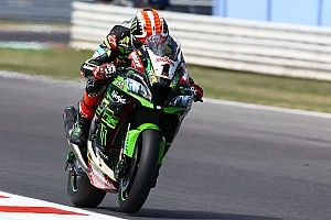 Misano WSBK: Rea dominates Superpole from Cortese