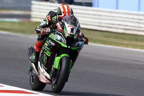 WSBK Misano: Rea domineert Superpole
