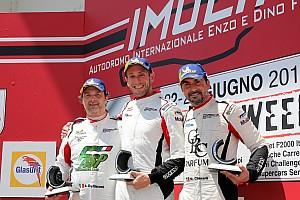 Carrera Cup Italia, Imola: Mardini torna a vincere e resta leader in Michelin Cup