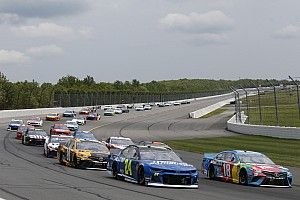 What time and channel is Saturday's Pocono NASCAR race?