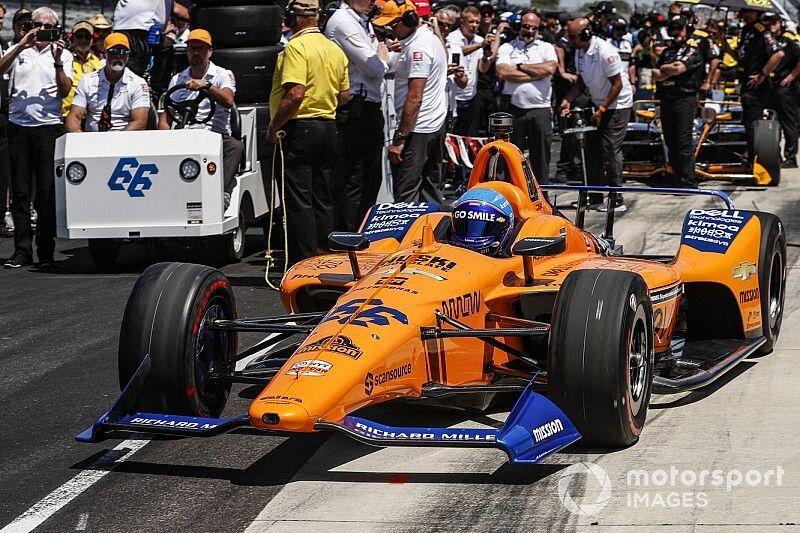 "Arrow McLaren SP na Honda-veto: ""Indy 500-fans verdienen Alonso"""