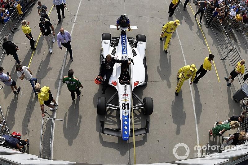 La DragonSpeed correrà sei gare di IndyCar nel 2020