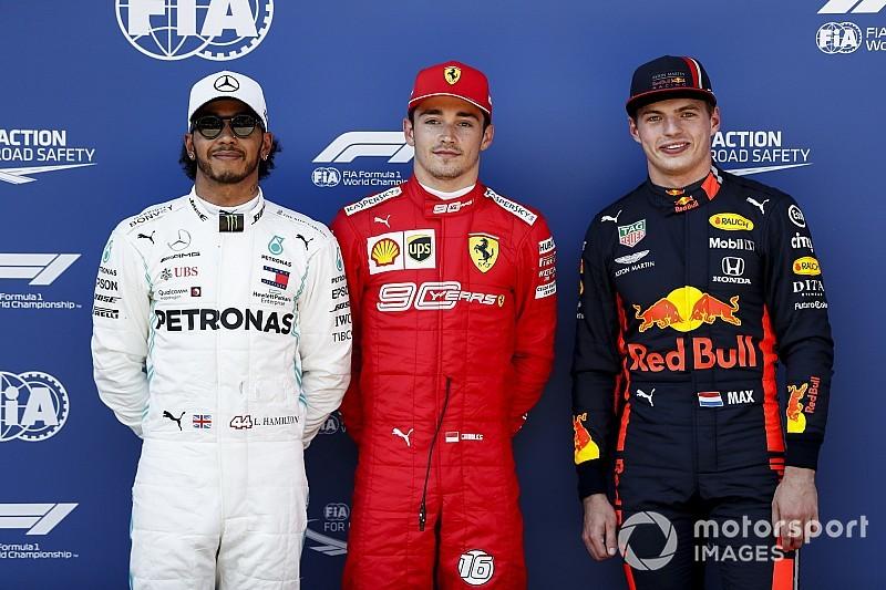 Avusturya GP: Leclerc kariyerinin ikinci pole pozisyonunu aldı, Vettel sorun yaşadı!