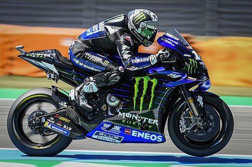 Vinales nagy csatában verte Marquezt Assenben, Rossi ismét bukott