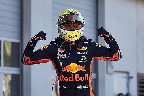 Fórmula 1: Verstappen renova contrato com a Red Bull até 2023