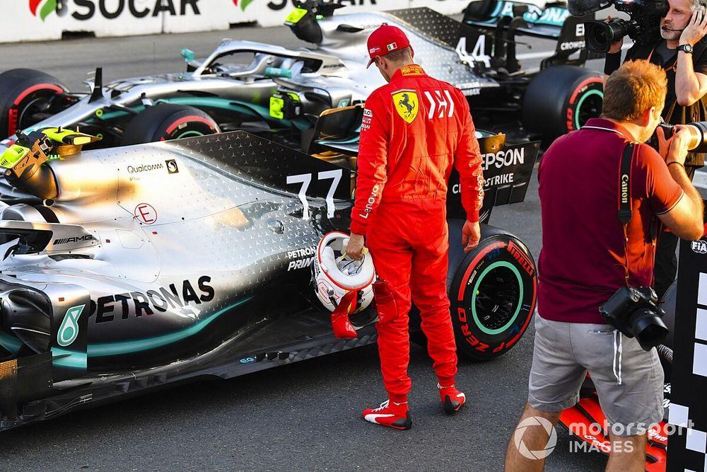 Comment Mercedes a piégé Vettel et Ferrari en Q3