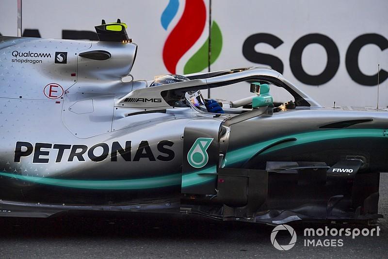 Bottas chce przedłużyć kontrakt z Mercedesem