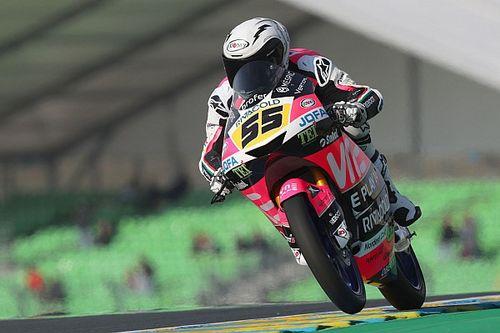 Red Bull Ring Moto3: Pole pozisyonunun sahibi Fenati oldu