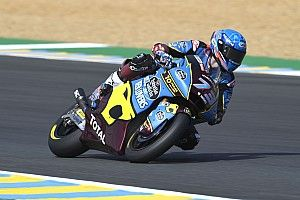 Moto2 Le Mans: Marquez dominant naar eerste seizoenszege