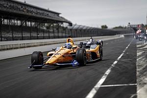 DRÁMA: Alonso hajszállal lemaradt az Indy 500-ról (VIDEÓ)