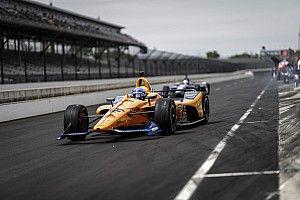 Alonso, Hinchcliffe y O'Ward se jugarán la clasificación en el Bump Day