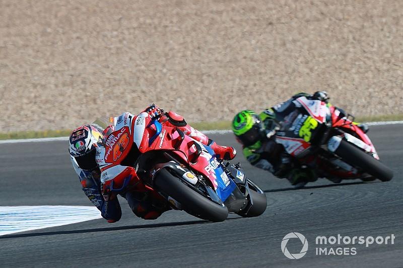 Jerez MotoGP - qualifying as it happened