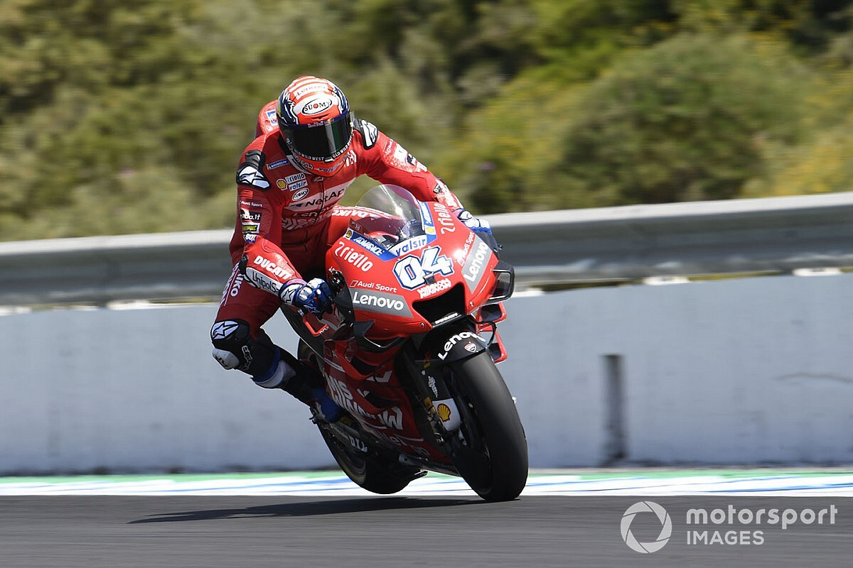 "Miller trying to emulate Dovizioso's ""smart"" braking"