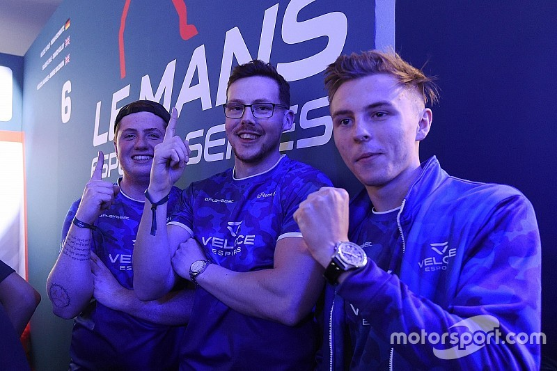 Veloce crowned inaugural winners of Le Mans Esports Series