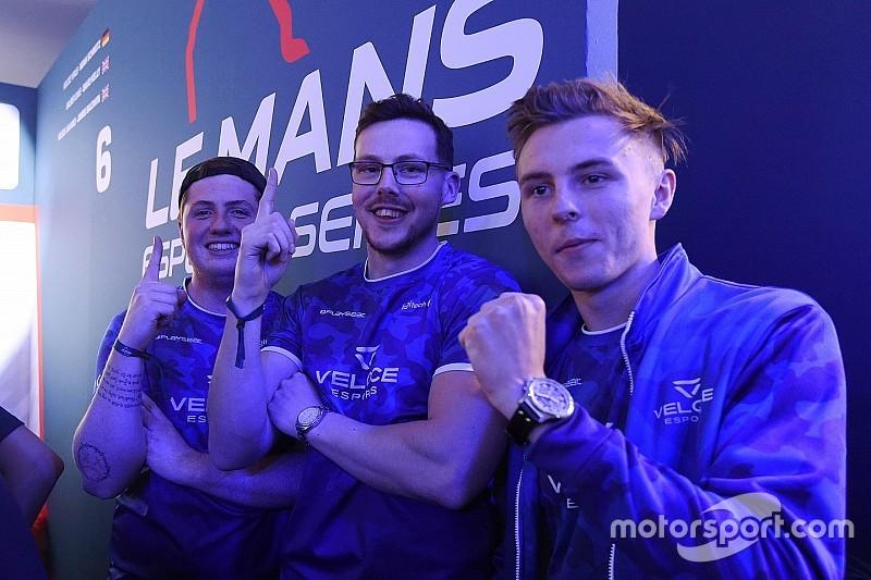 El equipo Veloce, primeros campeones de las Le Mans eSports Series