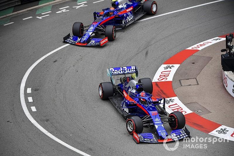 【動画】F1モナコGPフリー走行1回目ハイライト