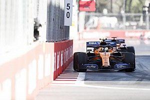 McLaren a joué la sécurité avec Norris en fin de course