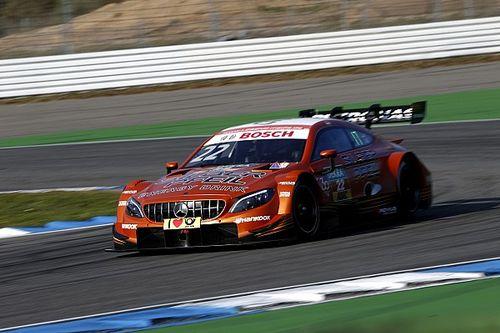 Hockenheim DTM: Auer pole pozisyonunda