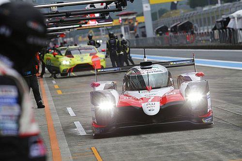 La Toyota #7 perd sa pole position à Fuji!