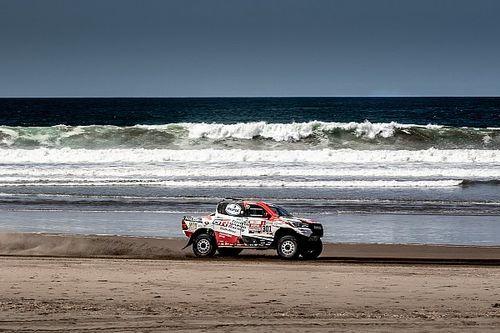 Vidéo - Le résumé de la sixième étape du Dakar