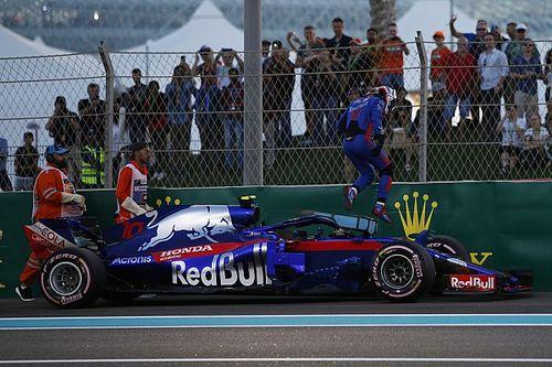 Gasly jelaskan masalah mesin Honda saat kualifikasi