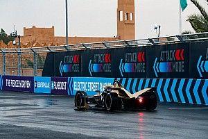 Формула Е изменила зону активации «режима атаки» в Эр-Рияде после критики пилотов