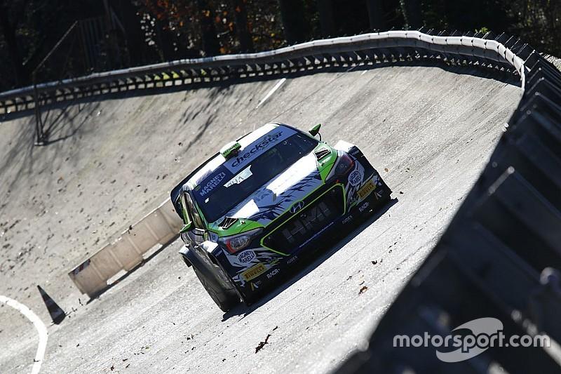 Fotogallery: la seconda tappa del Monza Rally Show 2018