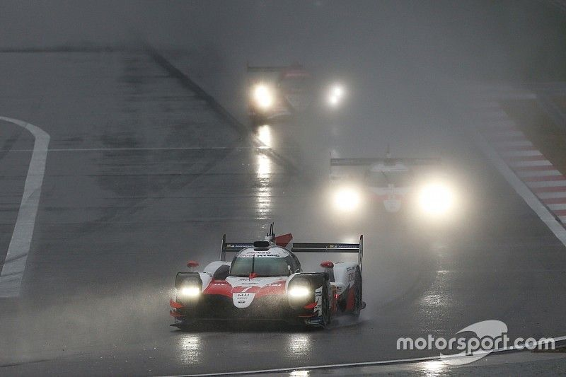 Jani baffled by Alonso's LMP1 privateer comments