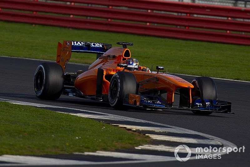 Тиктум протестировал McLaren 2013 года