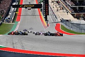 Teams maken bandenkeuze voor Amerikaanse GP in Austin