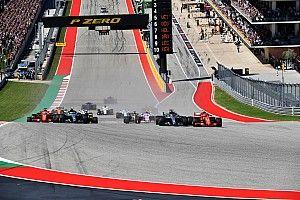 Liveblog Grand Prix van Amerika - woensdag