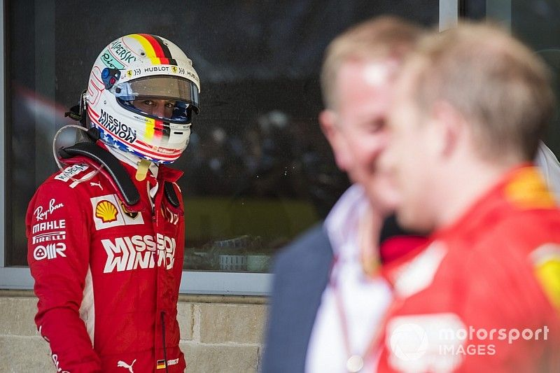 """""""Out of sorts"""" Vettel's errors no coincidence - Brawn"""