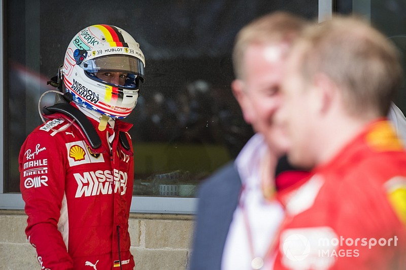"""Out of sorts"" Vettel's errors no coincidence - Brawn"