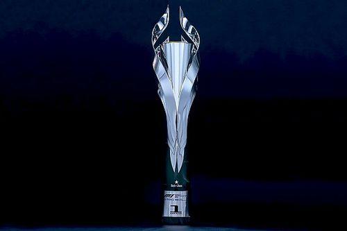 GP do México apresenta troféus da corrida de 2018
