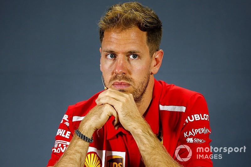 """Button: Vettel fera face à une """"décision difficile"""" si Leclerc le bat"""