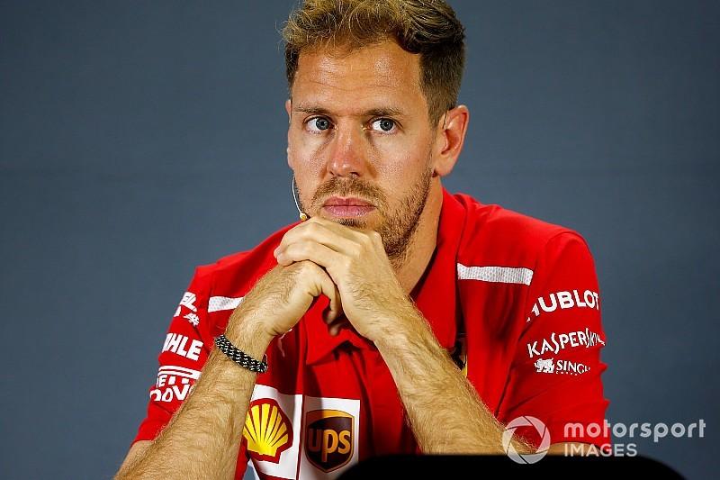 """Vettel al Corriere della Sera: """"La Ferrari non avrebbe vinto anche senza i miei errori"""""""