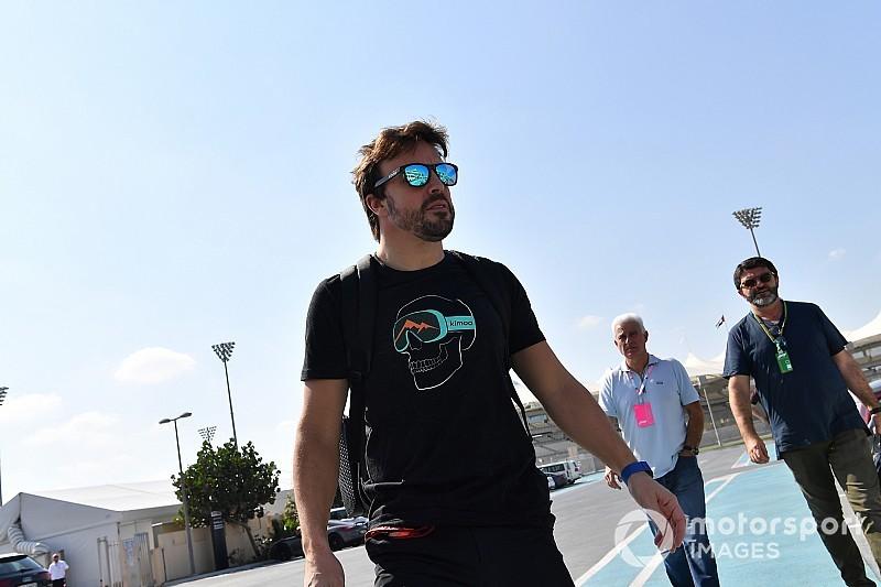 Alonso: az F1 más szint a többi kategóriához képest, mindig is szeretni fogom