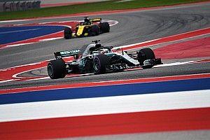 Formel 1 USA 2018: Das Rennen im Formel-1-Liveticker