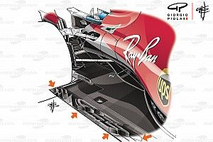 What's behind F1's latest fashion for floor fins