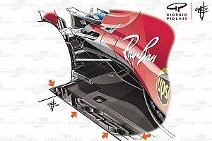Neue Unterboden-Finnen: Das ist das Geheimnis der Ferrari-Innovation