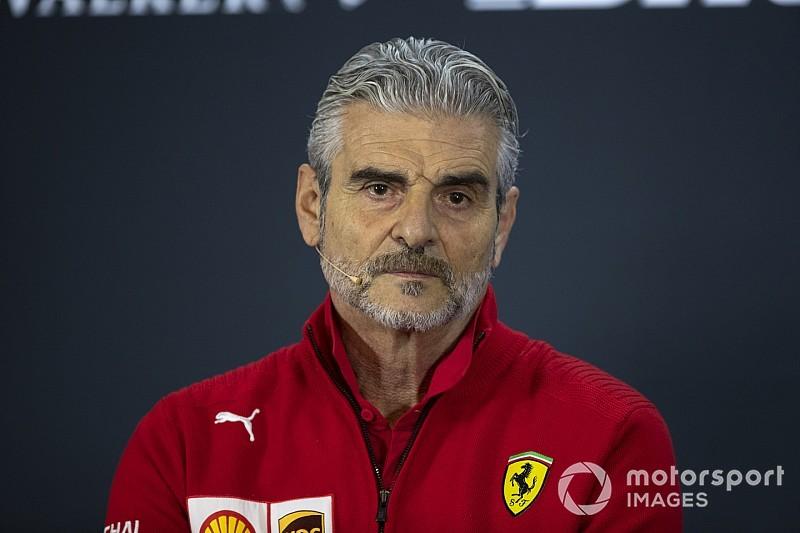 Statistik zeigt: Arrivabene war als Ferrari-Teamchef zumindest Mittelmaß
