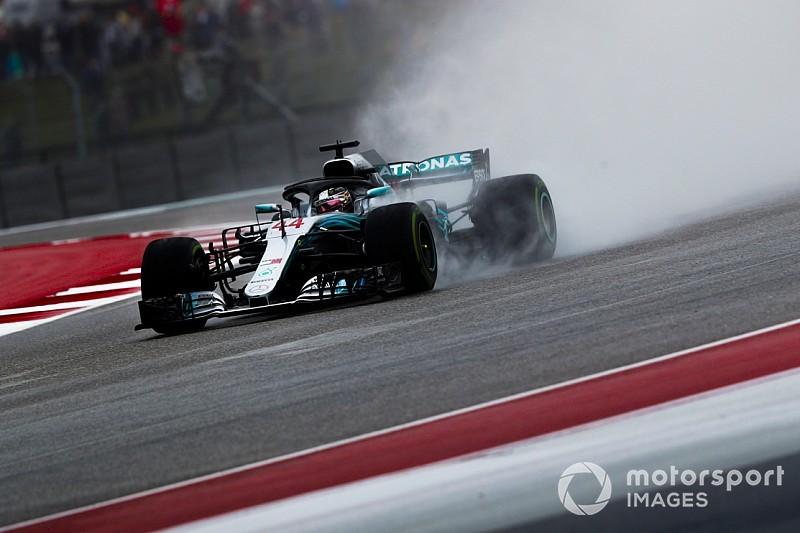 Formel 1 USA 2018: Machtdemonstration von Lewis Hamilton