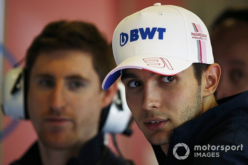 Mercedes très prudent quant aux chances d'Ocon chez Williams