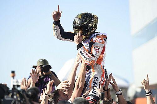 El semáforo del Gran Premio de Japón de MotoGP