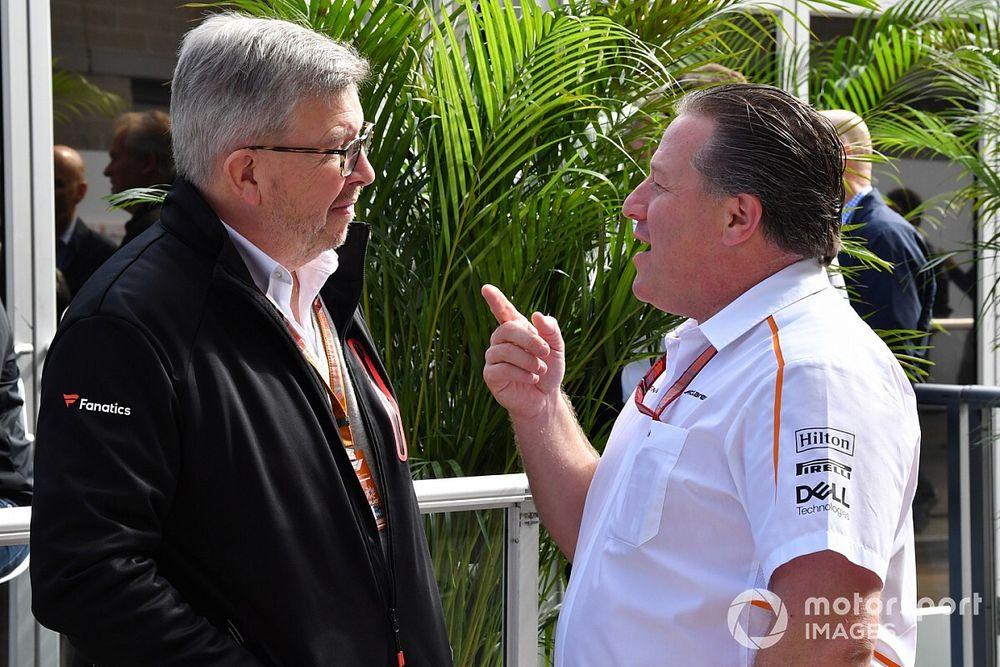 McLaren нацелилась первой подписать новый Договор Согласия