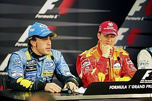 Massa relembra quando Schumi prejudicou Alonso de propósito na F1